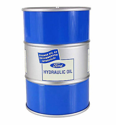 "Spardose 55-Gallon Ölfass ""Ford Hydraulic Oil"" , Maßstab = 1:6"
