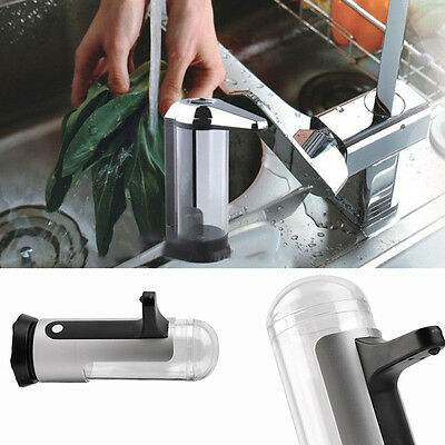 Touchless Automatic Handsfree Soap Liquid Dispenser Infrared Sensor Reservoir WP