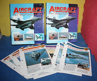 Aircraft of the World: The Complete Guide 2 Binder Partial Set