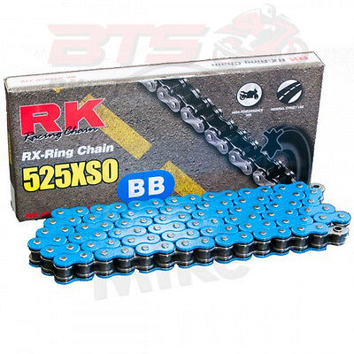 RK X-Ringkette BL525XSO/110 off. m Niet. x-ring chain blue 525xso/110 ZZZ-Z