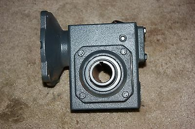 "Hub City Model 215 Gearbox 20:1 Ratio Style A 1.25"" Bore NEW"