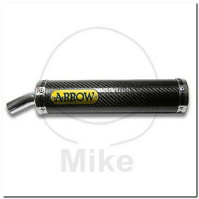 Schalldämpfer Arrow Street Carbon AR51063SU silencer Honda-NSR,80 km/h,JC228,JC2
