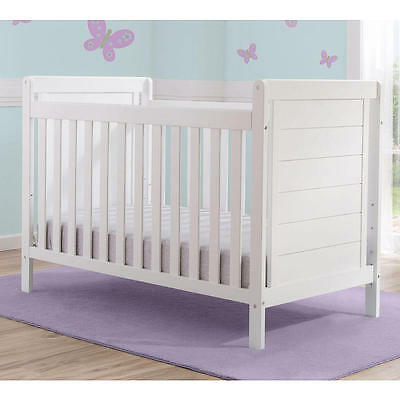 Delta Children Sunnyvale 4-in-1 Convertible Crib - Bianca
