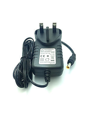 12V Makita BMR102 Site Radio Replacement Power Supply / Adaptor / Charger