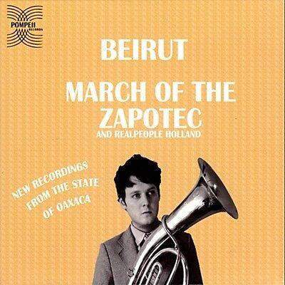 March of the Zapotec by Beirut (CD - Like New)