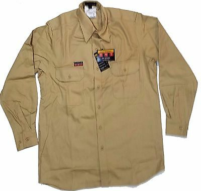Flame Resistant Shirt FRC - 100% Cotton - Heavy Weight - 9 oz