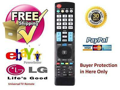 Remote Control For Lg Hd Tv Akb72914207 Akb72915207 Akb72915246 42Lk450 42Lv35