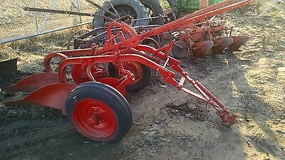 International Harvester 2 Bottom Plow