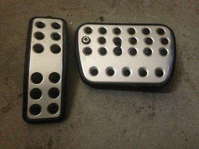 Ford ba bf xr6 xr8 sport pedals