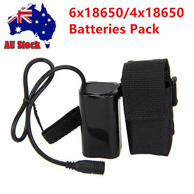 20000/16000/12000/6400mAh Waterproof 8.4V Rechargeable Li-ion Battery Pack