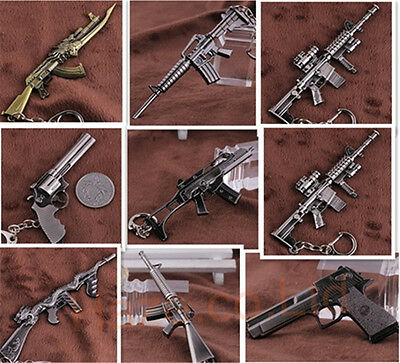 CrossFire CF Weapon Gun Cosplay Keychain Key Pendant Collection 1pcs Gift