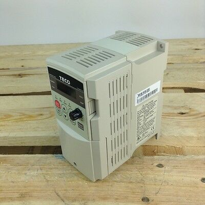 JNTHBCBA0001BE-UF Teco 1HP 3~/3~ 0.75kW Variable Frequency Drive JNTH BC BA 0001