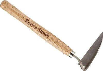 Kent & Stowe Hand Razor Gardening Hoe Stainless Steel with Ash Wood Handle