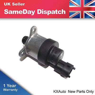 New Fuel Pump Pressure Regulator Control Valve Renault Vauxhall 1.7 CDTI 2.2 DCI