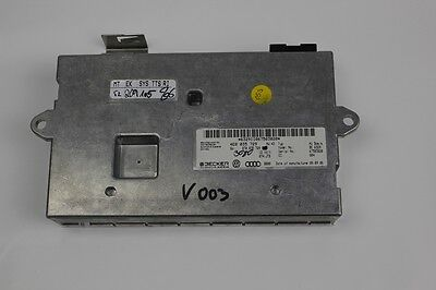 Original Audi A5 8T Becker Interfacebox 4E0035729 MMI 2G Interface 8T0035729