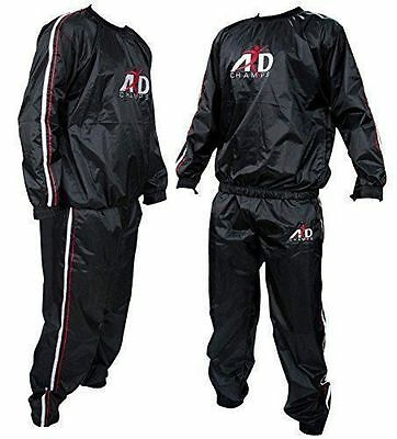 ARD Heavy Duty Sweat Suit Sauna Exercise Gym Suit Excersize Fitness Clothing