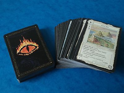 Middle Earth CCG - LIDLESS EYE - 148 Cards - All Pictured