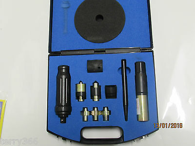 DYNOMEC Locking Wheel Nut Remover Set as used by the AA and RAC..LATEST KIT