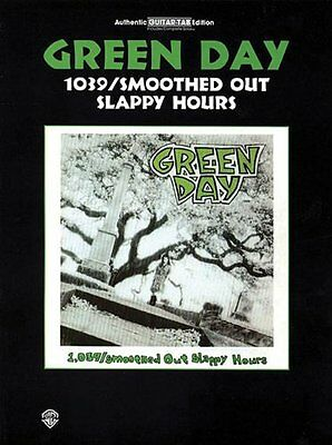 Green Day - 1039 - Smoothed Out Slappy Hours - Partition Guitar