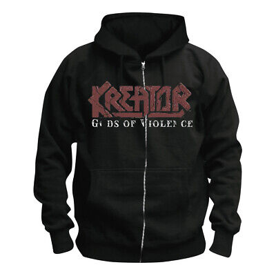 KREATOR - World War Now - Kapuzenjacke / Zipper