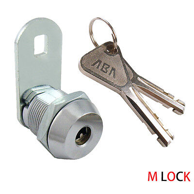 "LOT OF 4  5/8"" abloy key Style High Security Finland Cam Lock Keyed alike"