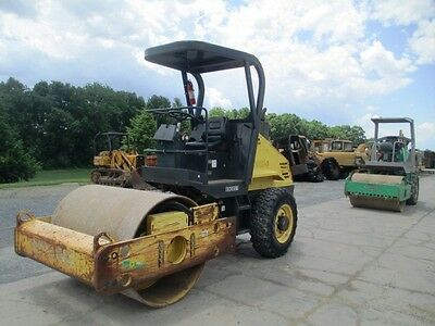 2006 Bomag BW145D-3 Smooth Double Drum Roller Compactor, Only 2216 Hrs