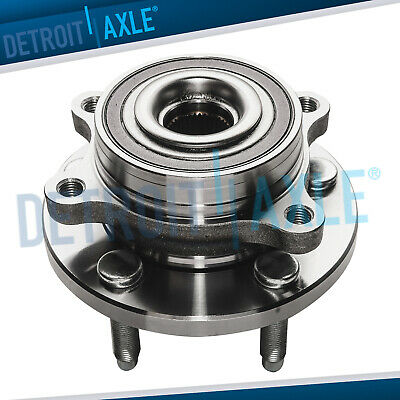 New Rear Wheel Hub and Bearing Assembly for Ford and Lincoln