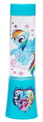 MINI LAMPADA LUMINOSA con GLITTER e Cambia colori MY LITTLE PONY b