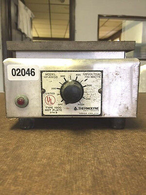 Thermolyne Hot Plate Model HP-A1915B