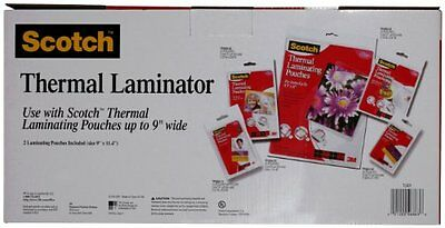 Scotch Thermal Laminator 2 Roller System (TL901C)