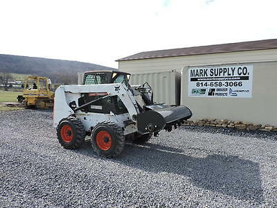 "NEW 2017 CID Xtreme 72"" Roto Rotary Tiller 14-20 GPM Skid Steer Loader Low Flow"