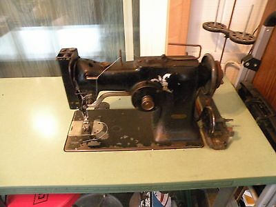 SINGER 107W1 - Industrial Zig Zag Sewing Machine