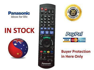 New Panasonic Blu-ray DVD Remote Control For DMP-BD75 DMP-BD755 IR6 BD75 BD755