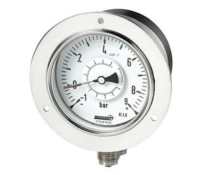 Differential Pressure Manometer Hengesbach Process Instrumentation