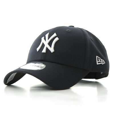 New Era MLB The League 9FORTY New York Yankees Cap Official Team Colour One Size