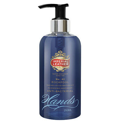 Imperial Leather Anti-Bacterial Handwash Pump No.42 ROCKPOOL
