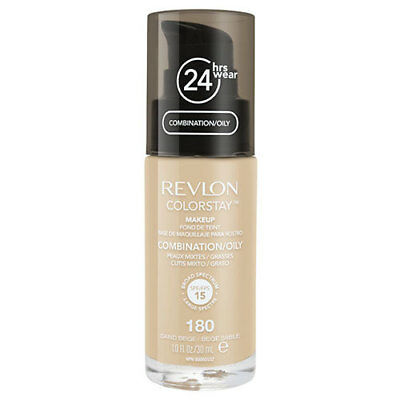Revlon ColorStay Makeup Combination/ Oily Skin 180 SAND BEIGE