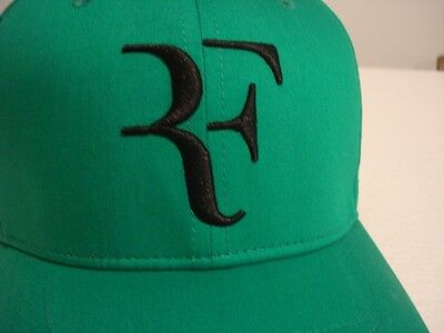 Stadium Green Nike Roger Federer RF Hat - colour 324 - new Design Aerobill CLC99
