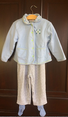 Autumn perfect - Mint European baby set - 1-1/2 to 2 years (XS)