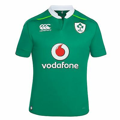 Adults 2XLarge Ireland Rugby VapoDri+ Home Pro Rugby Shirt H71