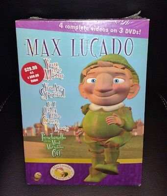 The Wemmicks Collection: DVD Box Set by Max Lucado DVD-Video Book (English)