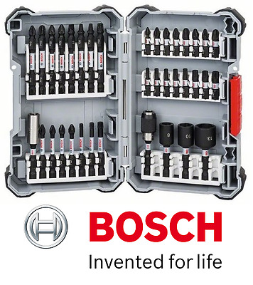 Bosch IMPACT CONTROL 36pcs SCREWDRIVER & NUT RUNNER BIT SET
