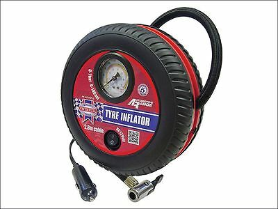 Faithfull - Tyre Inflator 12v Low Volume