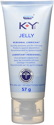 K-Y Jelly, Vaginal Lube Moisturizer and Personal Lubricant, Recommended by Gynec