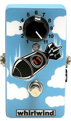 Whirlwind FXBOMBP The Bomb Boost EFFECTS PEDAL