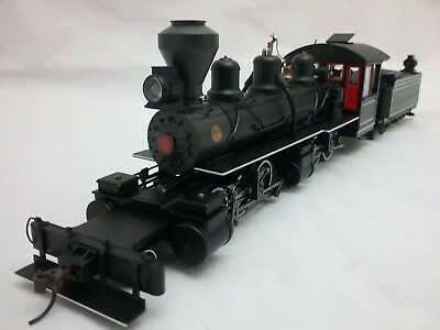 Bachmann Spectrum ON30 2-6-6-2 Articulated Locomotive w/Tender (DCC on board)