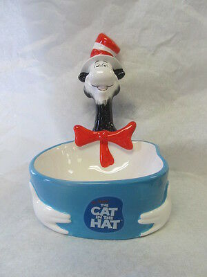 New Dr Suess The Cat In The  Hat Official Movie Candy Dish Hershey Chocolate