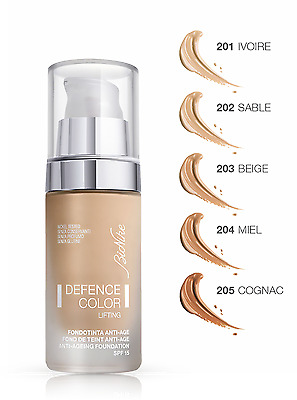BioNike DEFENCE COLOR LIFTING Fondotinta anti-age (201 - 205)