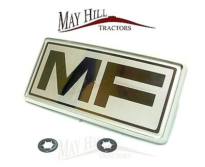Massey Ferguson 200,600 Series Tractor Front Grill Badge