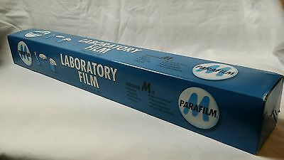 Bemis Parafilm M PM-998 All-Purpose Laboratory Film, (20 In x 50 Ft)